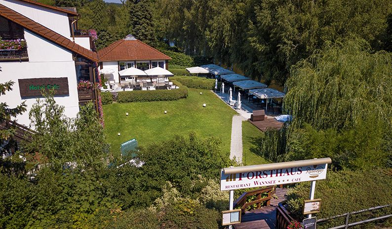 Hotel Forsthaus Wannsee